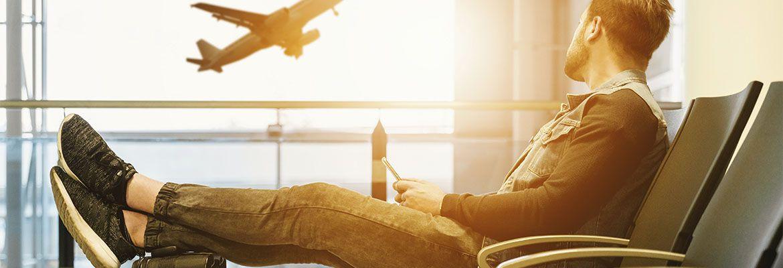 Digitalización y tiempos en el aeropuerto