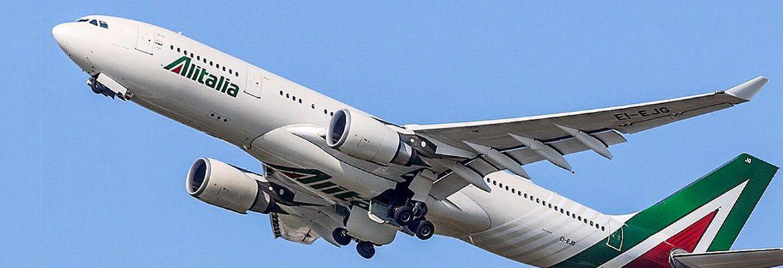 ALITALIA: Nueva postergación de vuelos regulares