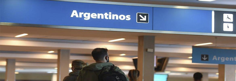 Prorrogan cuarentena para regreso de pasajeros Argentinos