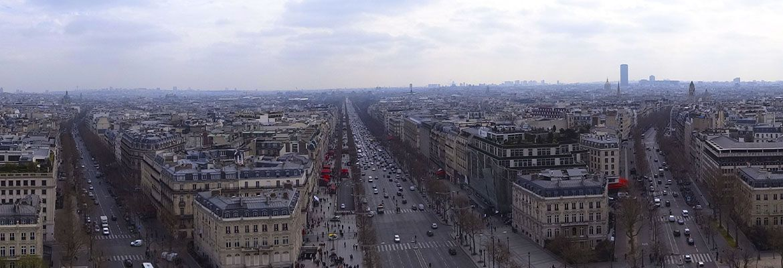 Foto Primera Visita a Paris