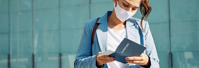 Pasaportes de vacunación ¿Nuevo requisito internacional?
