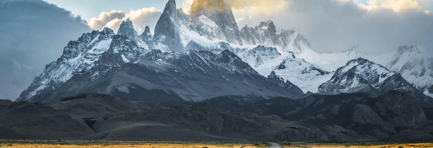 Foto El Chaltén, capital nacional del trekking.