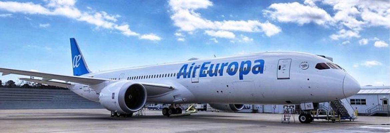 AIR EUROPA: Verificación Sanitaria Digital