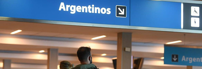 PCR obligatorio para todos los pasajeros que ingresen a Argentina