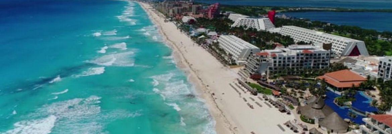 Cancún. ¡Playa, diversión y Cultura!