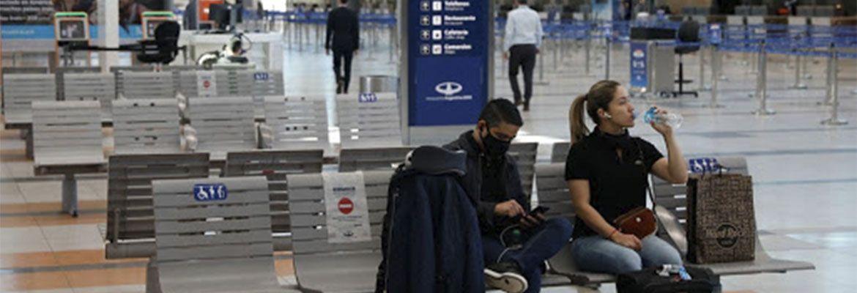 Reducción de vuelos con Europa